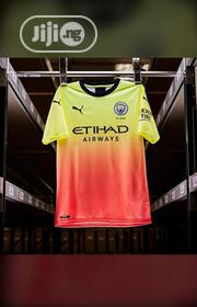 Manchester City Away Jersey | Clothing for sale in Lagos State, Ikotun/Igando