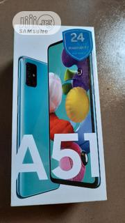 New Samsung Galaxy A51 128 GB Black | Mobile Phones for sale in Lagos State, Ifako-Ijaiye
