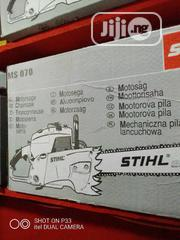 Original STIHL Chain Saw Tree Cutting Machine   Hand Tools for sale in Lagos State, Ojo