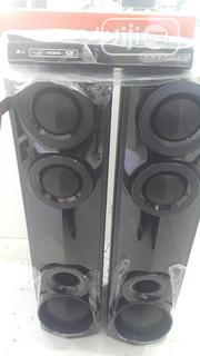 Lhd675 LG HOMETHEATER With Bluetooth 1000w | Audio & Music Equipment for sale in Lagos State, Ojo