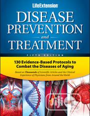 Disease Prevention and Treatment 5th Edition by Life Extension | Books & Games for sale in Lagos State, Ikeja
