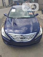 Hyundai Sonata 2012 Blue | Cars for sale in Lagos State