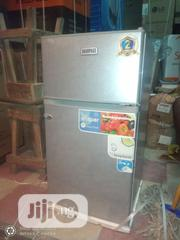 Brand New Sharpage 140L.With Thermostat Fast Cool + Warranty | Kitchen Appliances for sale in Lagos State, Magodo