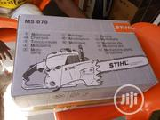 Original STIHL Commercial Chain Saw | Electrical Tools for sale in Lagos State, Ojo