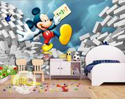 3D / 5D / 8D Photomural AKA Custom Wall Mural / Wallpaper | Manufacturing Services for sale in Lagos State, Yaba