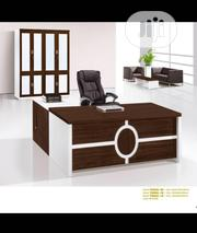 1.6meter Executive Office Table With Extension and Mobile Drawer | Furniture for sale in Lagos State, Yaba