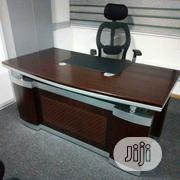 1.6m Executive Office Table With Extension and Mobil Drawer | Furniture for sale in Lagos State, Yaba