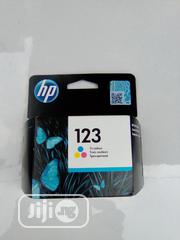 Quality HP Colour Inkjet 123 Catridge | Accessories & Supplies for Electronics for sale in Lagos State, Yaba
