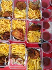 Chicken Amd Chips | Meals & Drinks for sale in Lagos State, Alimosho
