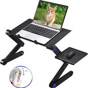 Laptop Stand Table Tray Bed With Mouse Holder | Computer Accessories  for sale in Lagos State, Ikeja