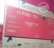 "✓ LG 55"" LED Uhd Smart 4K Internet TV High Definition + Browser 