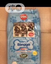 Binggo Dog Food Puppy Adult Dogs Cruchy Dry Food Top Quality | Pet's Accessories for sale in Lagos State, Ikotun/Igando