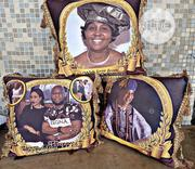 3D Custom Made Shirt And Throw Pillow   Home Accessories for sale in Lagos State, Ojo