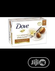 4 Dove Purely Pampering Beauty Bar, Shea Butter | Bath & Body for sale in Abuja (FCT) State, Garki 2