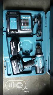 Makita Cordless Drill 18vts Original With Two Batteries | Electrical Tools for sale in Lagos State, Lagos Island