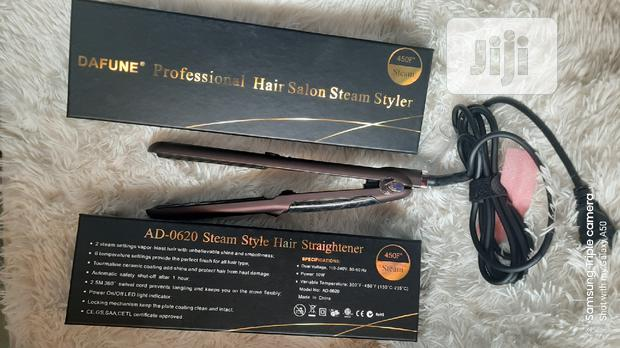 Sonar Hair Straightener