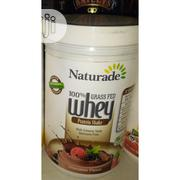 Naturade Whey Protein Shake Chocolate Flavor | Vitamins & Supplements for sale in Lagos State, Ikeja