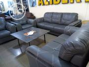 A Complete Leather Sofa | Furniture for sale in Abuja (FCT) State, Dutse-Alhaji