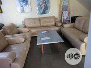 A Complete Set Of Sofa With Table | Furniture for sale in Abuja (FCT) State, Dutse-Alhaji