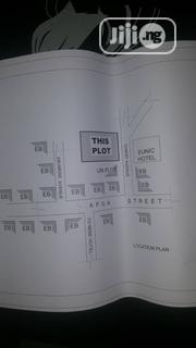 50 By 160 Afua Ekpoma Edo State Nigeria Opposite Unique Hotel   Land & Plots For Sale for sale in Edo State, Ekpoma