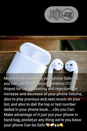 Bluetooth Wireless I12 Airpod | Headphones for sale in Rivers State, Port-Harcourt