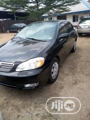Toyota Corolla LE 2004 Black | Cars for sale in Rivers State, Port-Harcourt