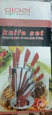 7 Pcs Knife Set | Kitchen & Dining for sale in Lagos State, Lagos Island