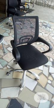 Net Cashier Chair For Office | Furniture for sale in Lagos State, Yaba