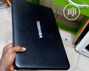 Laptop Toshiba Satellite C855 4GB Intel Core i3 HDD 320GB   Laptops & Computers for sale in Lagos State, Ikeja