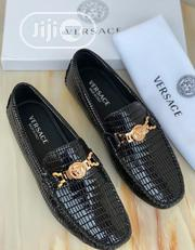 Versace Black Loafer for Men | Shoes for sale in Lagos State