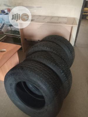 """4 New 15"""" Michelin Tyres For Sale."""
