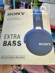 MDR-XB950BT Sony Extra Bass Bluetooth Headphones   Headphones for sale in Lagos State, Ikeja