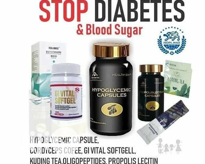 Permanent Cure For Diabetes Combo