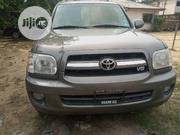 Toyota Sequoia 2006 Gray | Cars for sale in Rivers State, Port-Harcourt