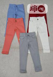 Colored Jeans Trousers For Girls | Children's Clothing for sale in Anambra State, Onitsha