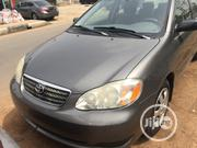 Toyota Corolla 2008 Gray | Cars for sale in Lagos State