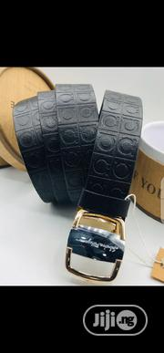 Original Salvatore Ferraganmo Pure Leather Belt | Clothing Accessories for sale in Lagos State, Surulere