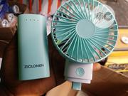 Rechargeable Hand Fan With Power Bank | Home Appliances for sale in Lagos State, Alimosho