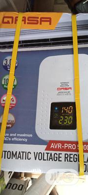 Qasa Wall Stabilize 5000 Watt For Ac 3hp Or 2hp   Electrical Equipment for sale in Lagos State, Ojo