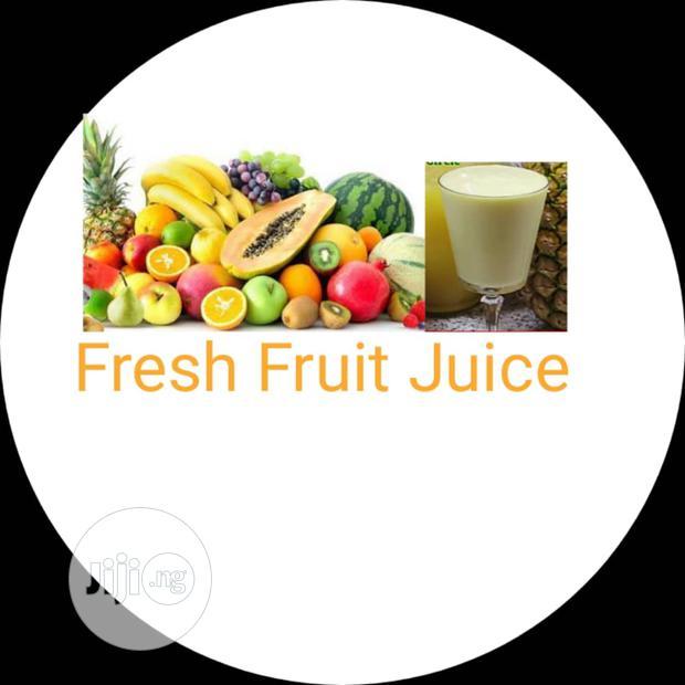 Archive: Fresh Fruit Juice