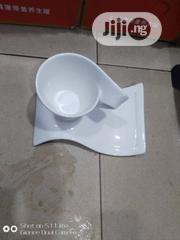 6pcs Tea Cup And 6pcs Saucer | Kitchen & Dining for sale in Lagos State, Lagos Island