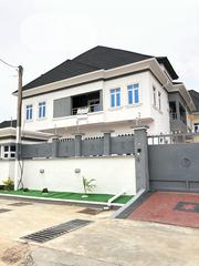 Palatial 6BR Detached Duplex With Bq Located At Chevron, Lekki | Houses & Apartments For Sale for sale in Lagos State, Lekki Phase 1