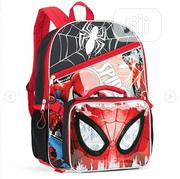 Boy's Marvel Spiderman Backpack With Detachable Lunch Bag | Bags for sale in Abuja (FCT) State, Kubwa