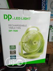 Dp Rechargeable Fan | Home Appliances for sale in Lagos State, Kosofe