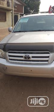Toyota Highlander 2005 V6 Gray   Cars for sale in Lagos State, Agege