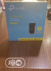 Tp-link 300 Mbps Mini Wireless USB Adapter ( Tlwn8230) | Networking Products for sale in Lagos State, Ikeja
