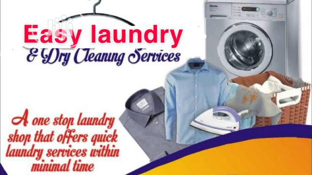 Easy Laundry And Dry Cleaning Services