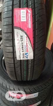 225/55/17 Silverstone Tyres | Vehicle Parts & Accessories for sale in Lagos State, Mushin