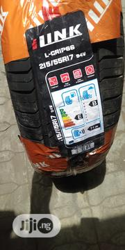 215/55/17 Ilinks Tyres For Your Car | Vehicle Parts & Accessories for sale in Lagos State, Mushin