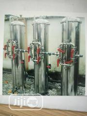 3tons Stainless Steel Fibre Vessel | Plumbing & Water Supply for sale in Lagos State, Orile